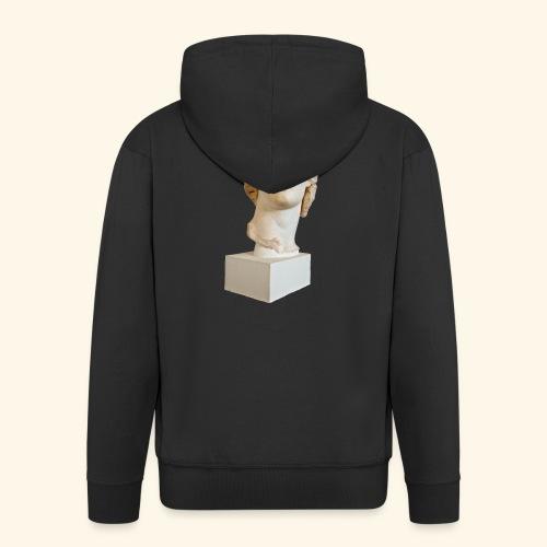 Roman Statue MACINTOSH PLUS - リサフランク420 / 現代のコンピュー - Veste à capuche Premium Homme