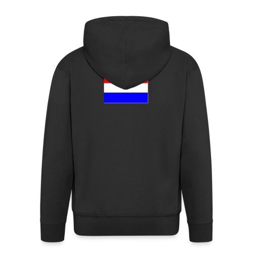 vlag nl - Mannenjack Premium met capuchon