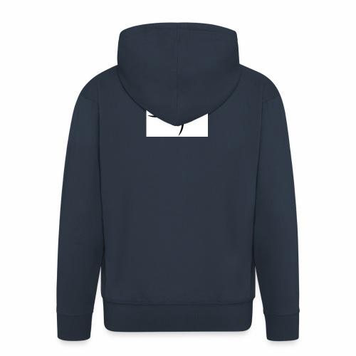tribal sun - Men's Premium Hooded Jacket