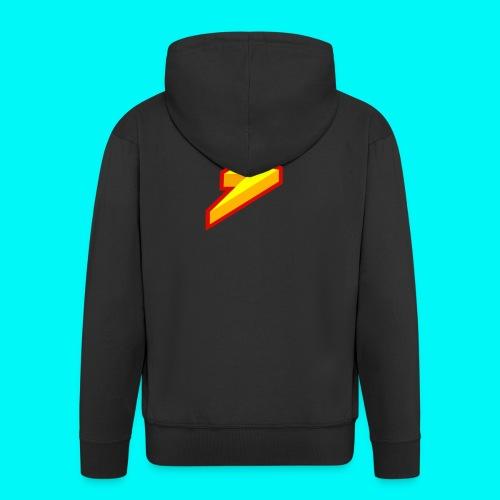 Lightning Shirt - Mannenjack Premium met capuchon