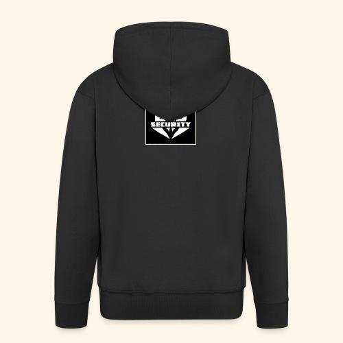 BED SECURITY - Men's Premium Hooded Jacket