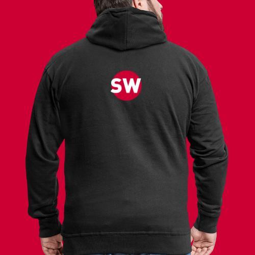 SchipholWatch - Mannenjack Premium met capuchon