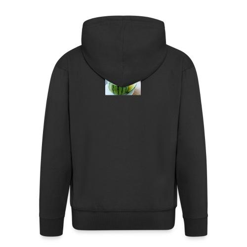 wassermelone tumblr - Männer Premium Kapuzenjacke