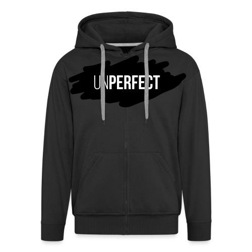 UNPERFECT LOGO 2 - Männer Premium Kapuzenjacke