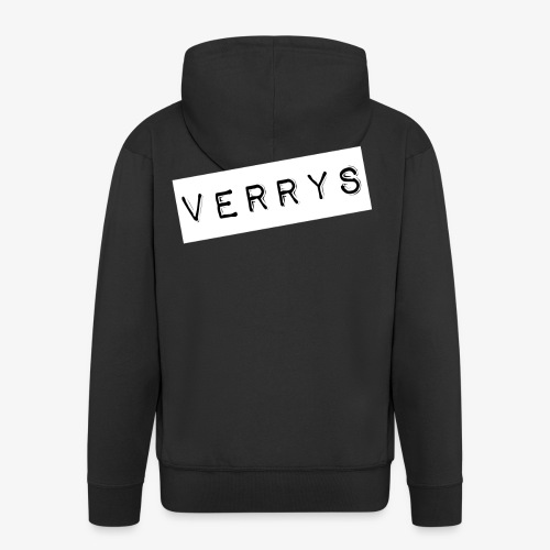 Verrys - Chaqueta con capucha premium hombre