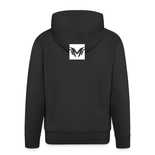 mr robert dawson official cap - Men's Premium Hooded Jacket