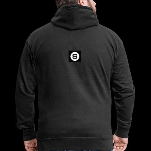 Smart' Styles V1 - Men's Premium Hooded Jacket