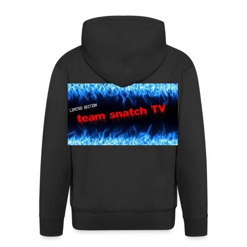 team snatch - Veste à capuche Premium Homme