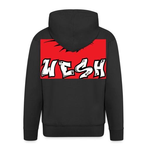 Wesh - Veste à capuche Premium Homme