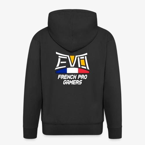 EvoTeam French Pro Gamers - Veste à capuche Premium Homme