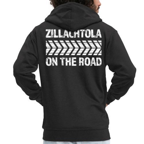 Zillachtola on the Road - Männer Premium Kapuzenjacke