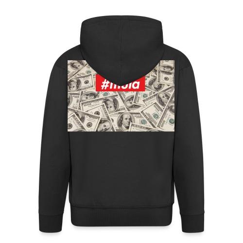 mula - Männer Premium Kapuzenjacke