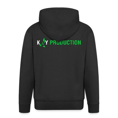 Kay Production Store - Men's Premium Hooded Jacket