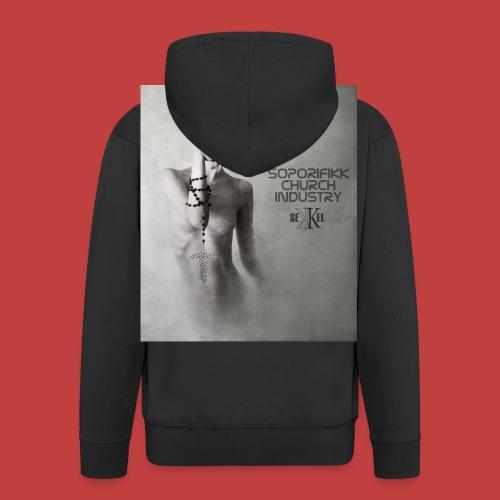 sci sekkel (official album cover) - Veste à capuche Premium Homme