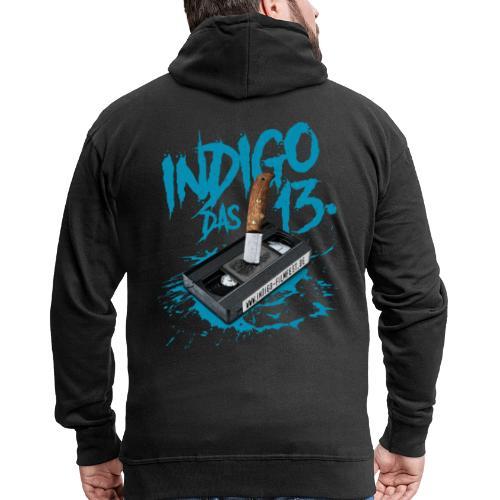IFXIII - INDIGO filmfest 13 - VHS - Männer Premium Kapuzenjacke