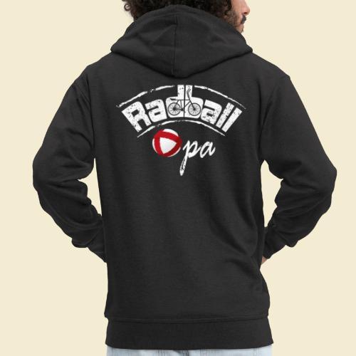 Radball   Opa - Männer Premium Kapuzenjacke