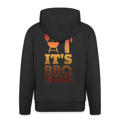 It's BBQ Time - Mannenjack Premium met capuchon