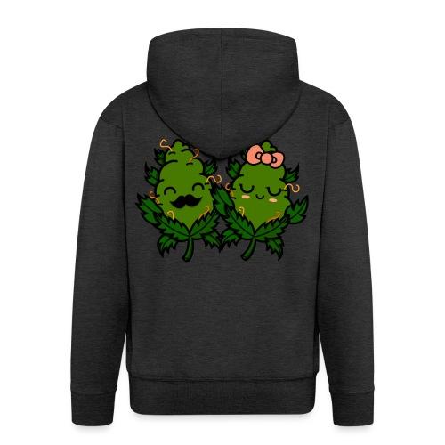 Mr & Ms Weed Nug - Chaqueta con capucha premium hombre