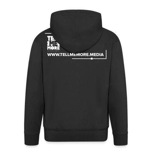 ashtontmmback - Men's Premium Hooded Jacket