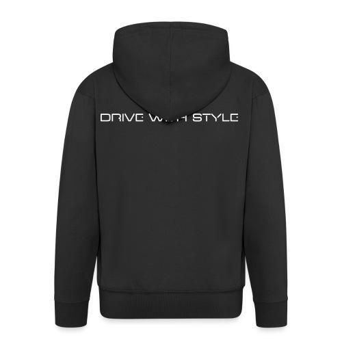 Drive With Style - Veste à capuche Premium Homme