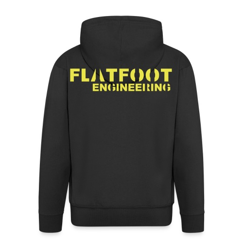 FlatFootLogo - Premium-Luvjacka herr