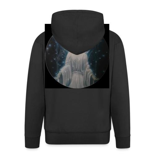 圣母玛利亚 Notre Dame by Jean Libon (Noir) - Veste à capuche Premium Homme