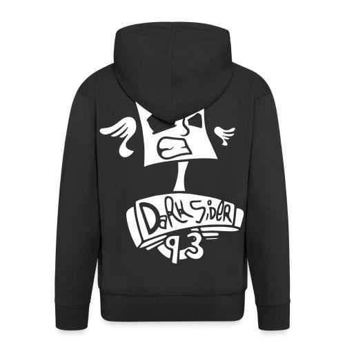 DarkSider93 Alternative - Männer Premium Kapuzenjacke
