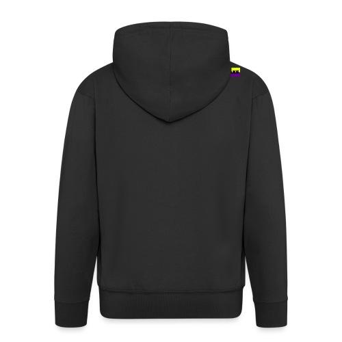 SNAKE LOGO - Veste à capuche Premium Homme