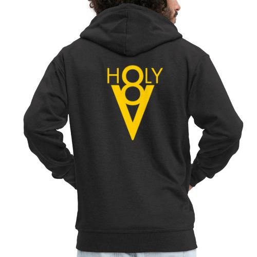 Holy V8 Gold Edition - Männer Premium Kapuzenjacke