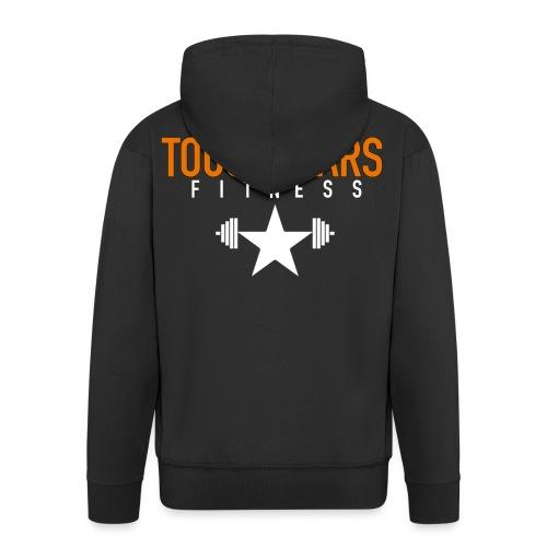 Tough Stars - Men's Premium Hooded Jacket