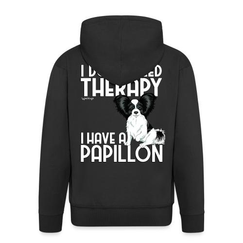 papitherapy - Men's Premium Hooded Jacket