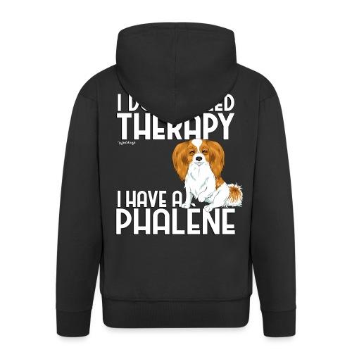 phaletherapy - Men's Premium Hooded Jacket