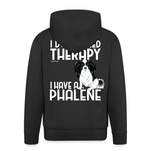 phaletherapy2 - Men's Premium Hooded Jacket