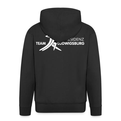 teamresidenzlogosw - Männer Premium Kapuzenjacke