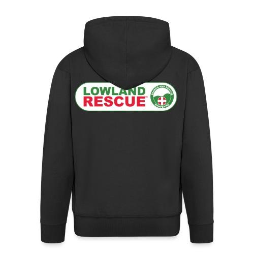 HANTSAR lozenge - Men's Premium Hooded Jacket