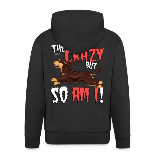 cockercrazy5 - Men's Premium Hooded Jacket