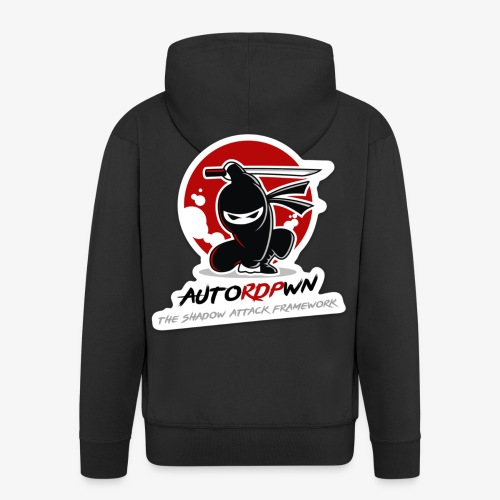 AutoRDPwn - Men's Premium Hooded Jacket