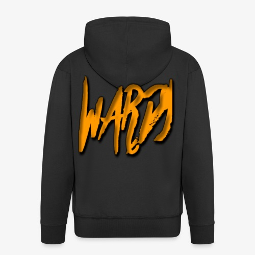 Halloween Design 3 Wardy - Men's Premium Hooded Jacket