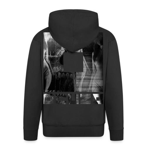 ocuzo logo 1 - Men's Premium Hooded Jacket