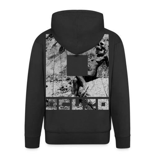 ocuzo logo 2 - Men's Premium Hooded Jacket