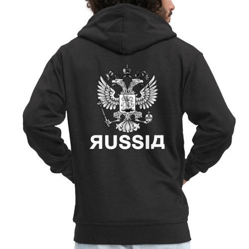 RUSSIA - Männer Premium Kapuzenjacke