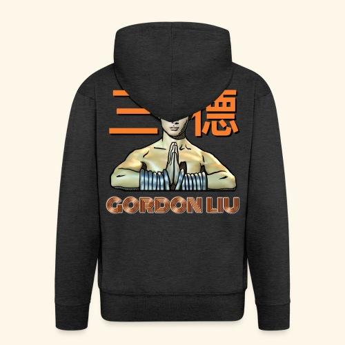 Gordon Liu - San Te - Monk (Official) 9 dots - Mannenjack Premium met capuchon