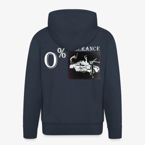 Tolerance - Männer Premium Kapuzenjacke