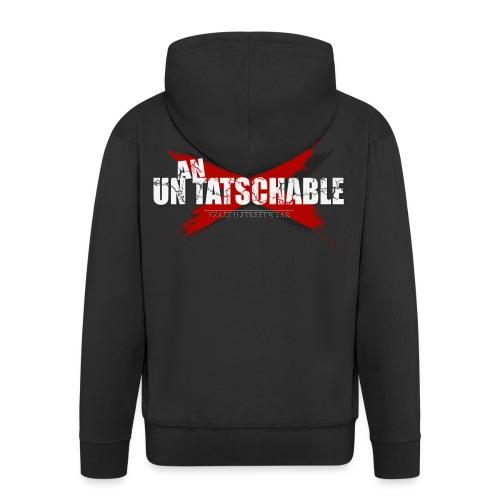 Un-an-tatschable - Männer Premium Kapuzenjacke