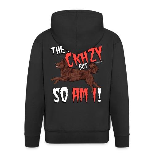 mudicrazy - Men's Premium Hooded Jacket