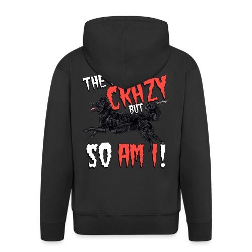 mudicrazy4 - Men's Premium Hooded Jacket