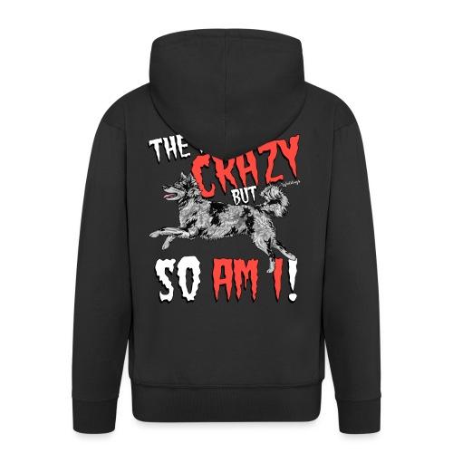 mudicrazy3 - Men's Premium Hooded Jacket