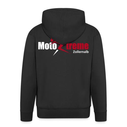 motoxtremelogo rz - Männer Premium Kapuzenjacke