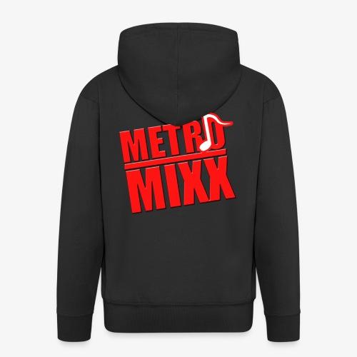 METROMIXX LOGO - Men's Premium Hooded Jacket