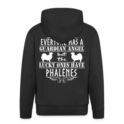 phaleneangels - Men's Premium Hooded Jacket